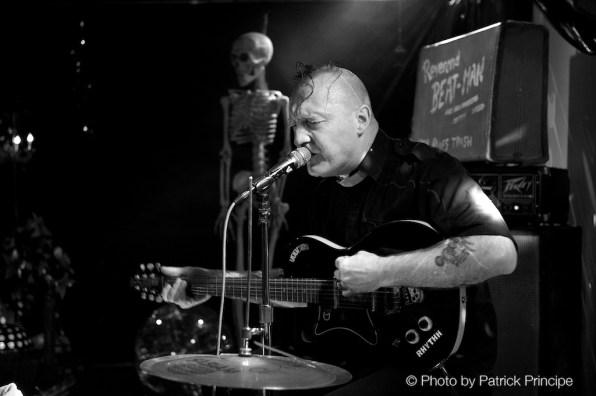 Reverend Beat-Man @ Cafe Mokka © 15.05.2015 Patrick Principe