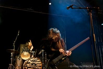 Bo Ningen @ Bad Bonn Kilbi © 29.05.2015 Patrick Principe