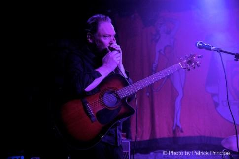 Delaney Davidson @ Caves du Manoir Martigny © 21.11.2015 Patrick Principe