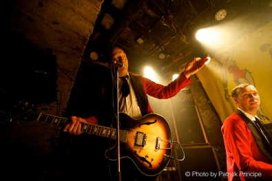 The Monsters @ Caves du Manoir Martigny © 21.11.2015 Patrick Principe