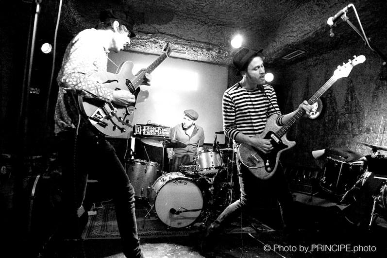 The Revox @ Sunset Bar © 14.04.2017 Patrick Principe
