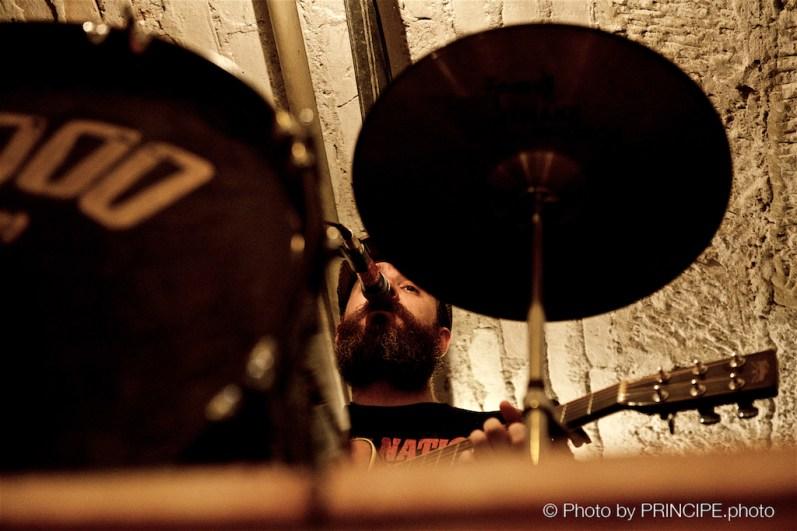 Acousta Noir @ The Voodoo Rhythm & Pantichrist Hardware Store © 22.04.2017 Patrick Principe