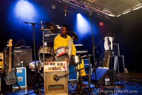 Kokoko! @ Bad Bonn Kilbi 2017 zweiter Tag © 03.06.2017 Patrick Principe