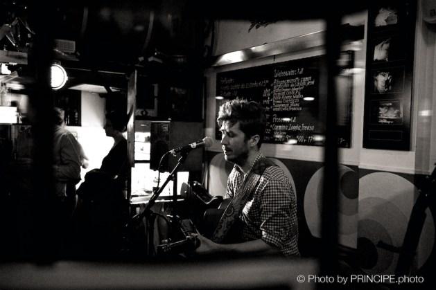 Into Orleans @ Les Amis © 28.08.2017 Patrick Principe