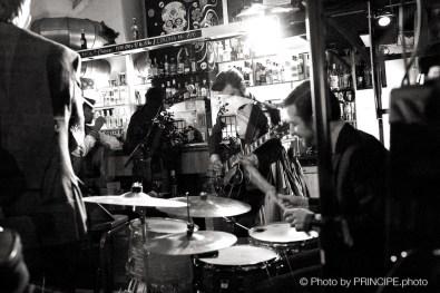 Ben Curtiss Trio @ Les Amis © 25.09.2017 Patrick Principe