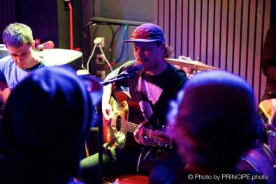Domi Riot & The Fuckers @ 10 Jahre Captain Moustache & Fredo Ignazio, VEKA © 30.09.2017 Patrick Principe