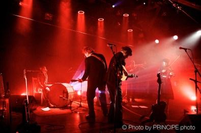 The Dead Brothers @ Dachstock Bern © 03.02.2018 Patrick Principe