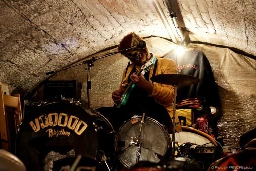 Hombre Lobo @ Voodoo Rhythm Hardware Store © 06.04.2018 Patrick Principe