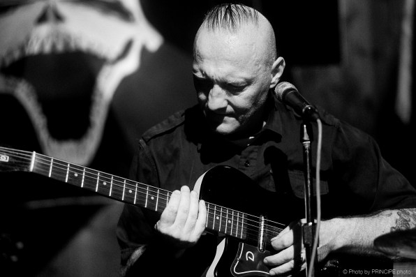 Reverend Beat-Man & the New Wave @ Heitere Fahne © 11.05.2018 Patrick Principe