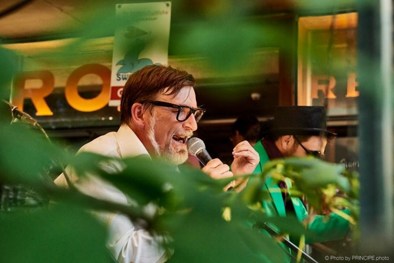 Die Specknockerln @ Café Kairo Gast Beni Bond © 07.06.2018 Patrick Principe