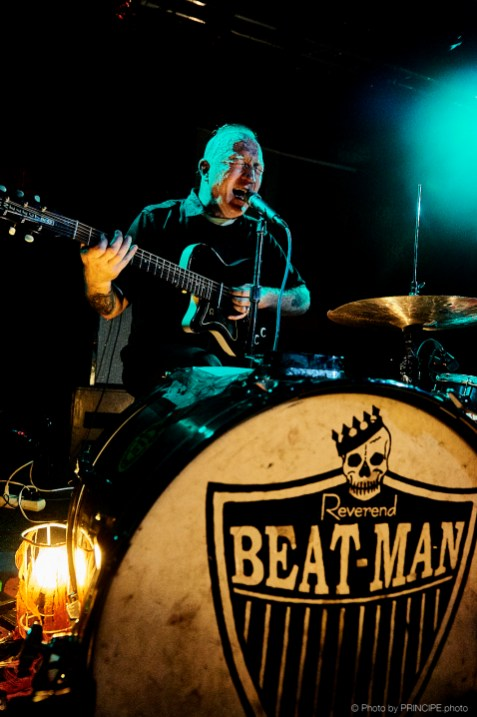Reverend Beat Man and Sister Izobel Garcia @ ISC © 14.06.2018 Patrick Principe