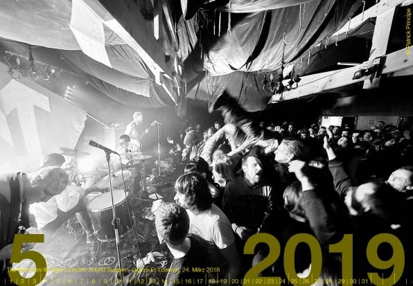 Kalender 2018-1911