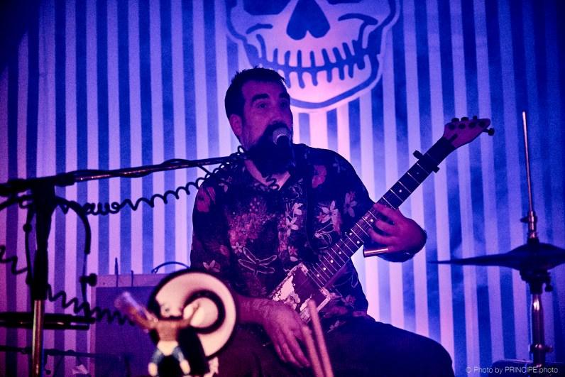 Tongue Tied Twin @ Voodoo Rhythm Circus © 30.06.2018 Patrick Principe