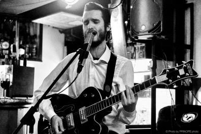 Ben Curtiss Trio @ Les Amis © 03.09.2018 Patrick Principe