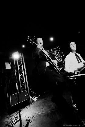 The Monsters @ Bar El Tigre © 27.10.2018 Patrick Principe
