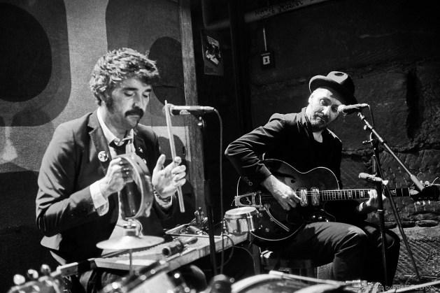 Los Gatillos @ Café Kairo © 03.11.2018 Patrick Principe