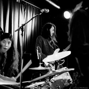 Kikagaku Moyo @ Bad Bonn © 17.11.2018 Patrick Principe