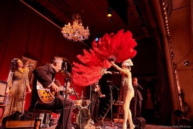 2018.12.31 Pierre Omer's Swing Revue @ Heitere Fahne Gäste: Lalla Morte, Meret Matter & Guillaume Lagger © 31.12.2018 Patrick Principe