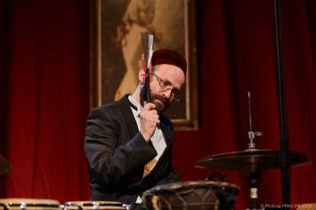 2018.12.31 Pierre Omer's Swing Revue @ Heitere Fahne Gast: Guillaume Lagger © 31.12.2018 Patrick Principe
