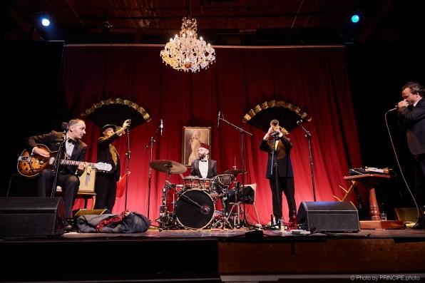 2018.12.31 Pierre Omer's Swing Revue @ Heitere Fahne Gäste: Reverend Beat-Man & Guillaume Lagger © 31.12.2018 Patrick Principe