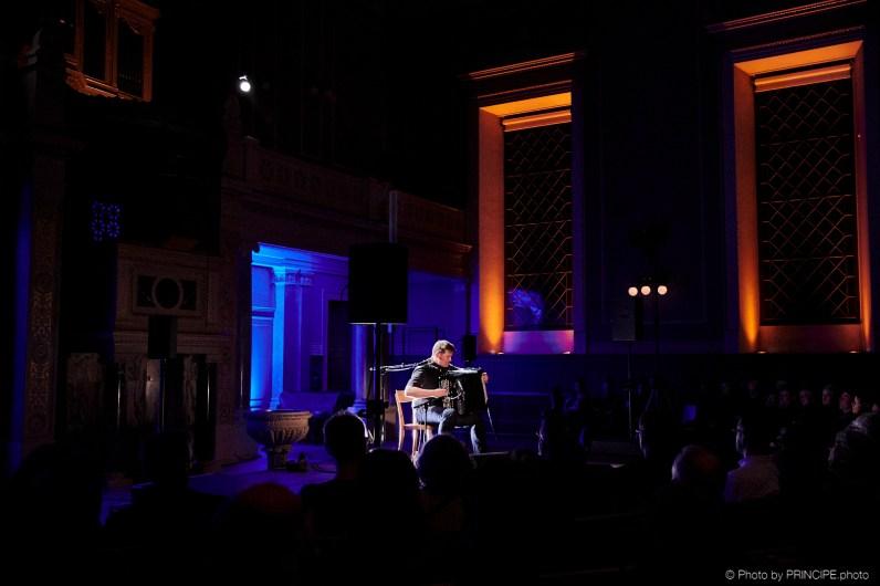 Mario Batkovic @ Neumünsterkirche © 30.01.2019 Patrick Principe