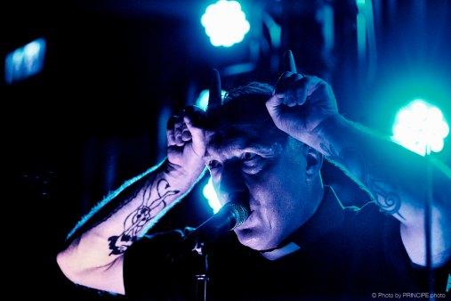 Reverend Beat-Man @ Bogen F © 20.02.2019 Patrick Principe