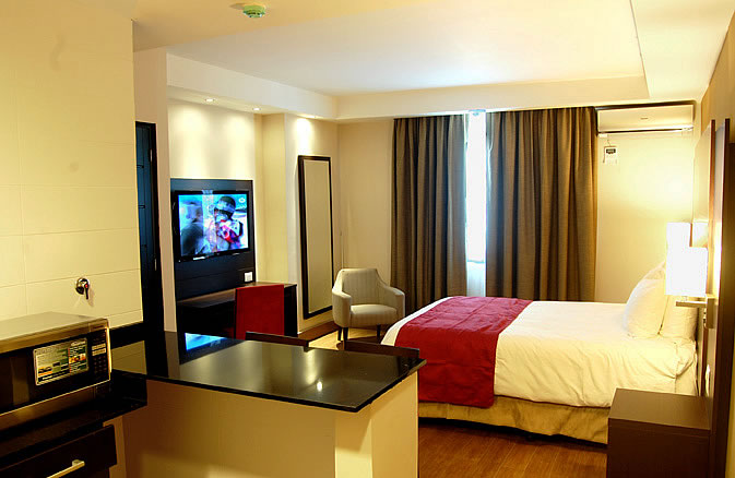 Nuestra perfecta ubicacin  Principe Hotel  Suites Panama