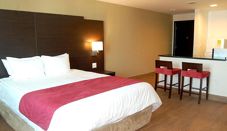 Habitaciones  Suites  Principe Hotel  Suites Panama