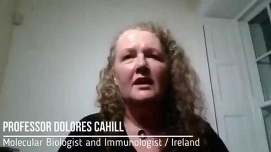 Professor Dolores Cahill: Menschen können nach einer mRNA-Impfung sterben