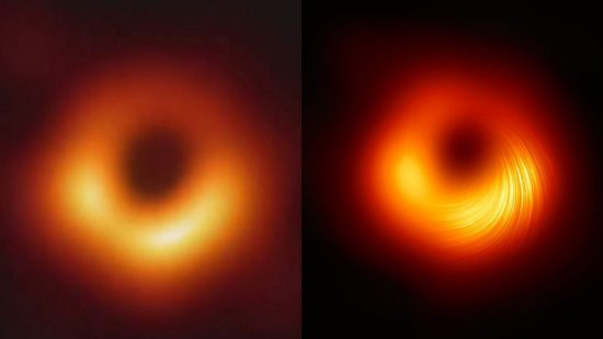 Black Hole Seen Clearly in Historic New Direct Image BH6