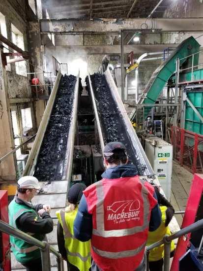 Scottish Inventor creates Road surfacing Out of Waste plastics Plastic-road-surface-3-MacRebur