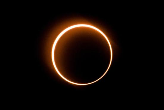 """How to watch this week's rare """"ring of fire"""" solar eclipse Eclipse-Getty-Images"""