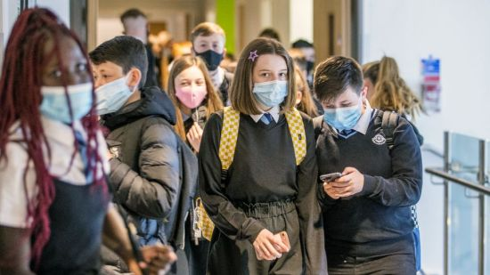 More Bad News For Mask Wearers Masked-schoolkids-BBC