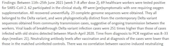 Three New studies find the Covid-19 Vaccines do not work Aa1