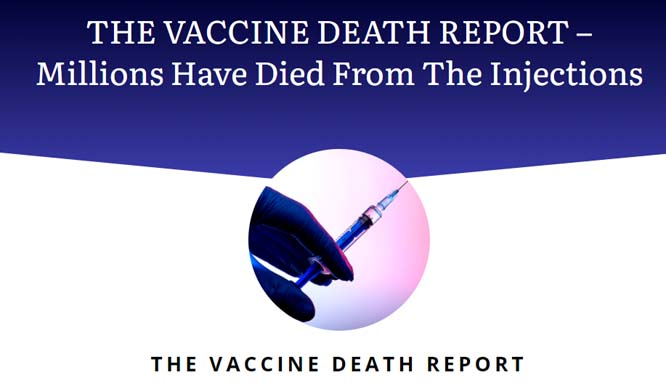 The Vaccine Death Report Ds