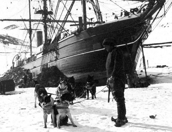 Captain Robert Falcon Scott's Discovery Expedition