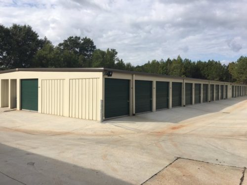 AAA Storage Facility Complete