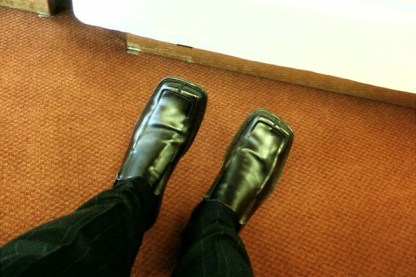 Clunky Shoes