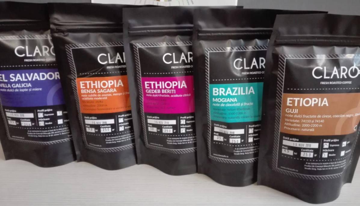 claro cafe - cafea de specialitate