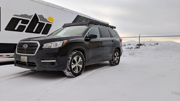 roof rack for subaru ascent