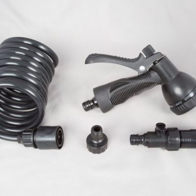 Waterport hose and fill kit