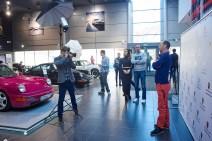 Выездная фотостудия для Porsche