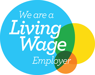 Print Scotland are a Living Wage Employer