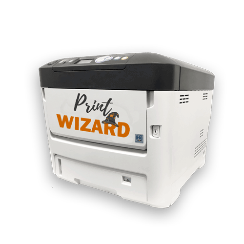 Print Wizard heat transfer printer