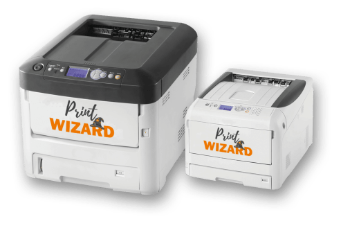 Print Wizard heat transfer system