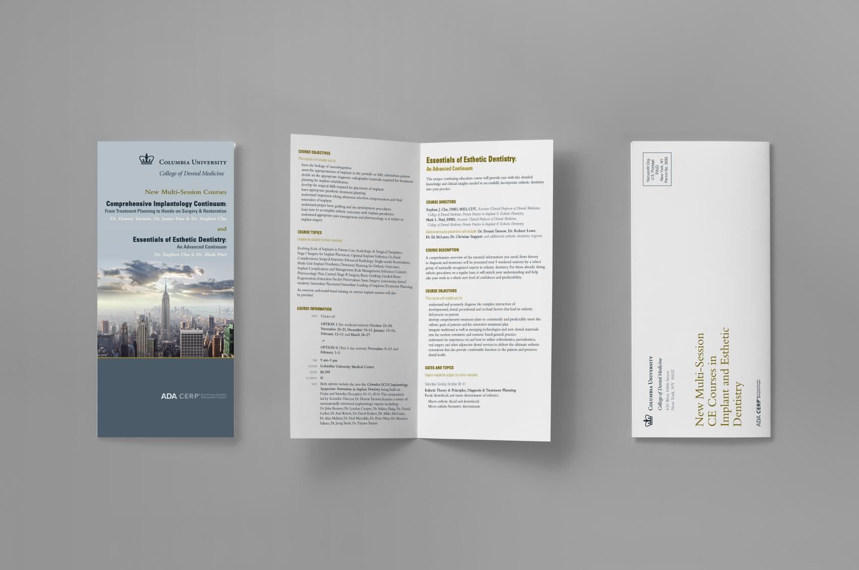 Brochures  Columbia Print