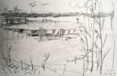 River Cam quick sketch 2