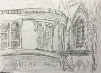 St John's sketch