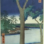 Hiroshige 3 Abstracted