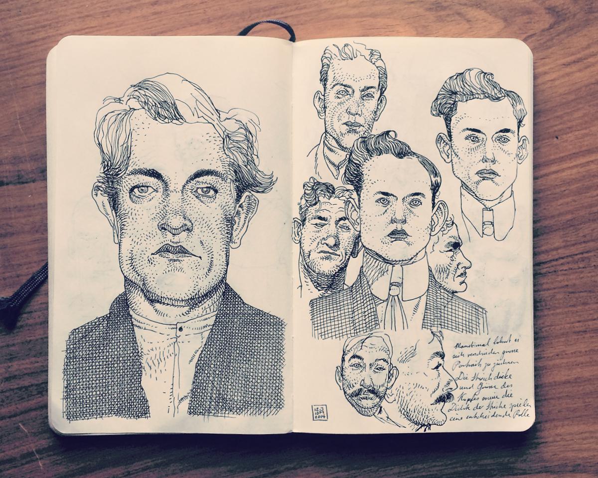 Interview with Illustrator Jared Muralt  print24 Blog